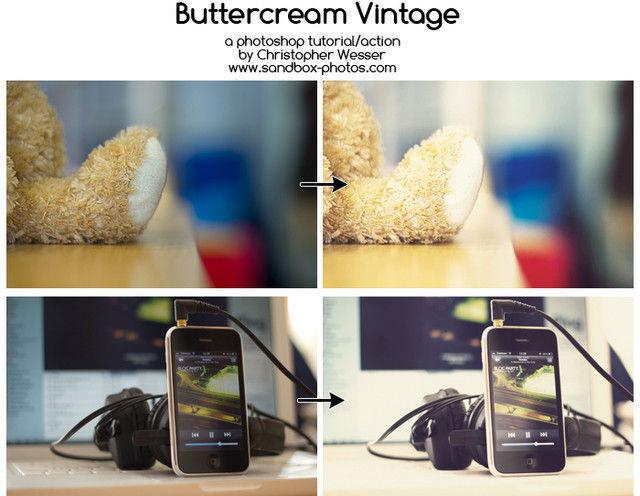 Buttercream Vintage Action<br /> http://maegondo.deviantart.com/art/Buttercream-Vintage-Action-196651070