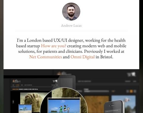 Andrew Lucas<br /> http://andyisonline.com/
