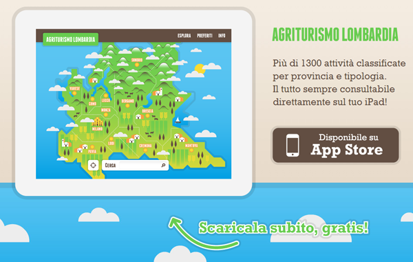 ipad game ios landing page app
