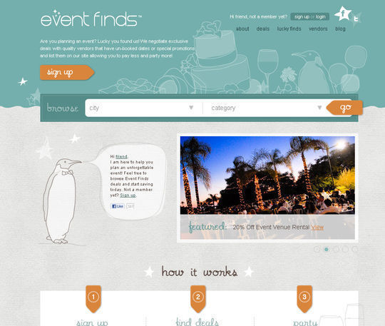 Event Finds<br /> http://eventfinds.com/