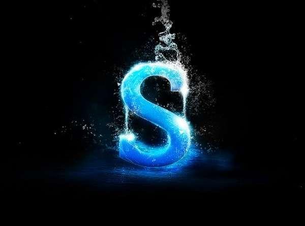带有水渍效果的立体文字<br /> http://www.psdvault.com/text-effects/create-awesome-splashing-water-text-effect-in-photoshop/