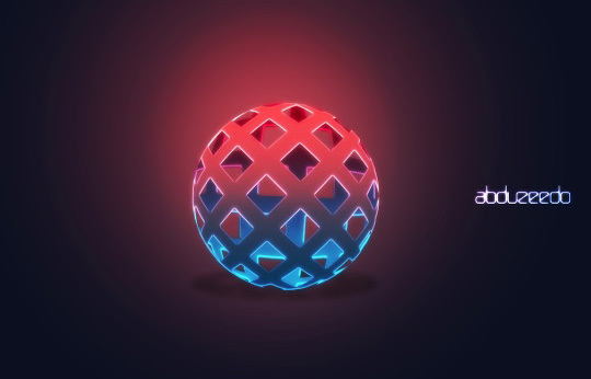 在photoshop中绘制一个立体的球体<br /> http://www.photoshoplady.com/tutorial/create-a-nice-3d-ball/5131