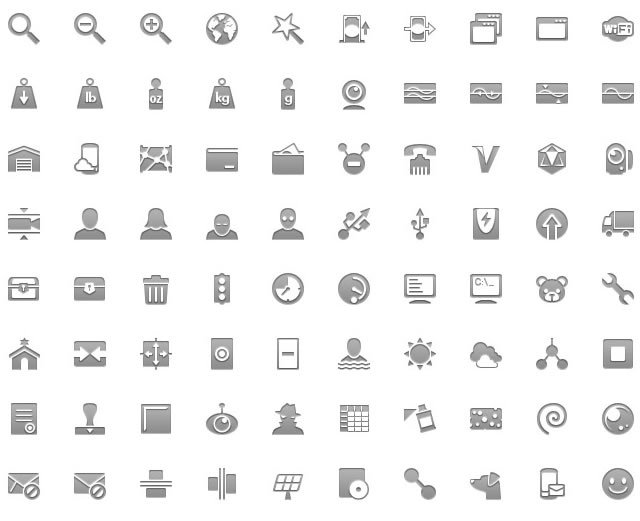 15,000 Android Icons<br /> http://www.iconshock.com/android-icons/