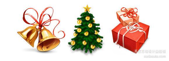 圣诞节图标<br /> http://icondrawer.com/free.php