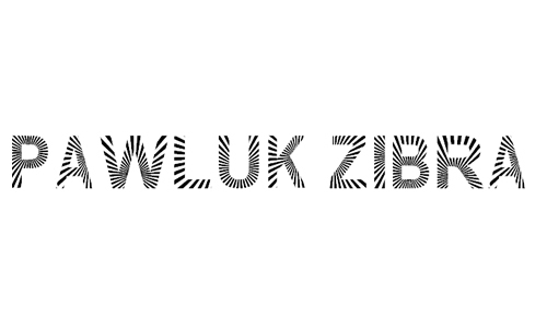 Pawluk Zibra<br /> http://www.fontspace.com/pawluk-ivan/pawluk-zibra