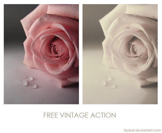 Vintage ATN Free Sample<br /> http://lilydust.deviantart.com/art/Vintage-ATN-Free-Sample-296330327