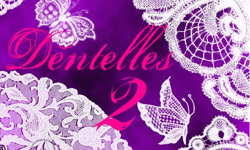 Dentelles 2<br /> http://elbereth-de-lioncour.deviantart.com/art/Dentelles-2-82406632