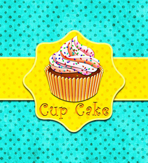 Learn to Make a Delicious Cupcake in Photoshop<br /> http://blog.entheosweb.com/tutorials/learn-to-make-a-delicious-cupcake-in-photoshop