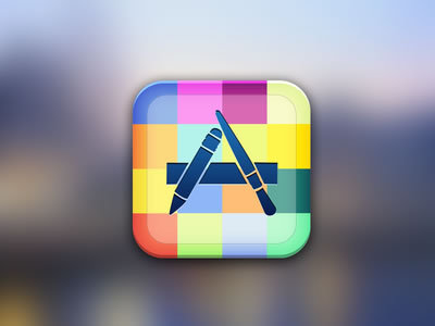 App Store http://dribbble.com/shots/790800-iOS-System-Icons
