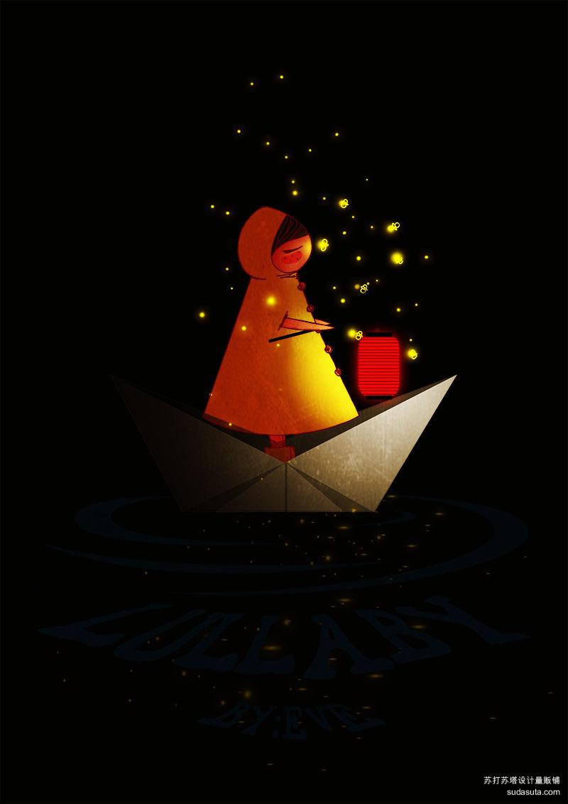 LULLABY    BY:Eve   【白日梦】<br /> 催眠曲。萤火虫的歌,唱给你听<br /> 冬天,安静的夜晚透着冷意,希望这种温暖的感觉,可以让你不那么寂寞。原谅我文字不是很好。可是仍然希望这首催眠曲你可以听到。<br />