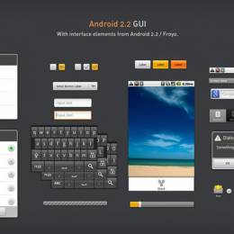 Android 界面素材分享