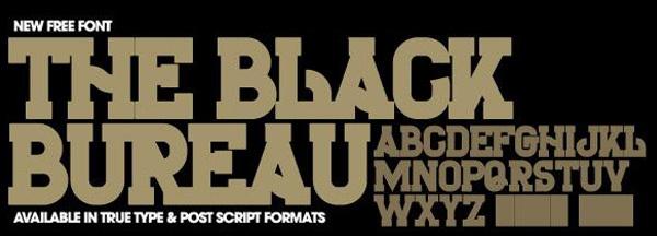 TheBlackBureau font<br /><br /> http://www.fontspace.com/hydro74-legacy-of-defeat/h74-theblackbureau