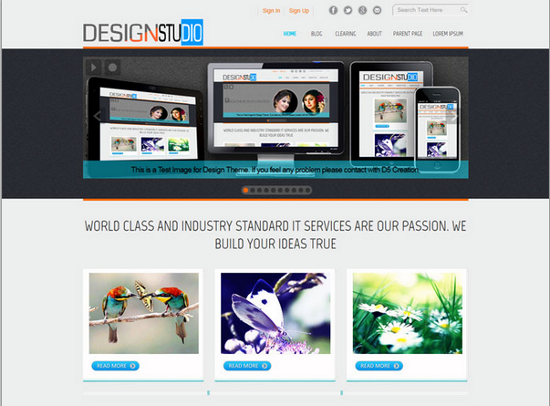 D5 Design<br /> http://wordpress.org/extend/themes/d5-design