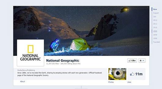 National Geography<br /> http://www.facebook.com/natgeo