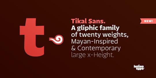 Tikal Sans<br /> http://www.fontsquirrel.com/fonts/tikal-sans