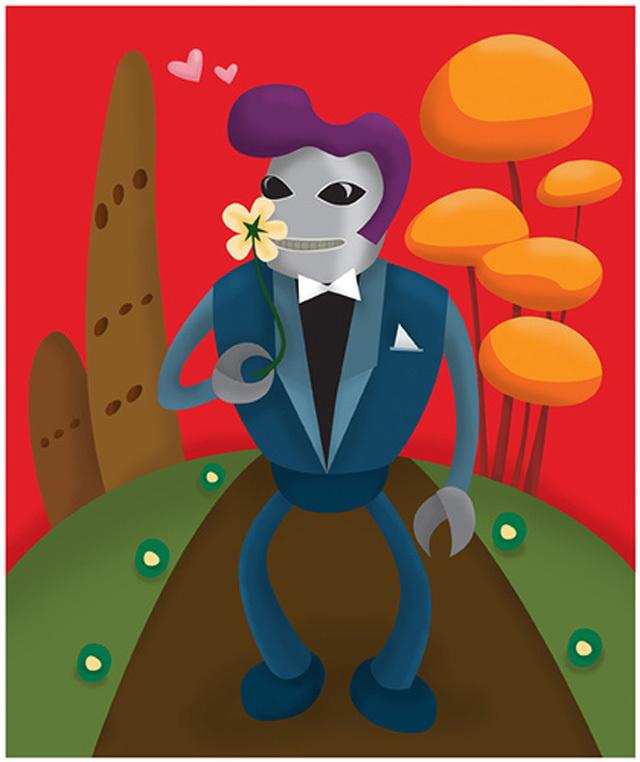 罗比机器人<br /> http://www.flickr.com/photos/myotherme/134717010/