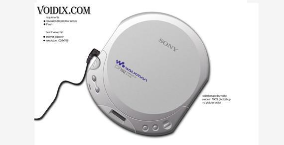 在photoshop中绘制一个CD播放器<br /> http://www.voidix.com/cdplayer1.html