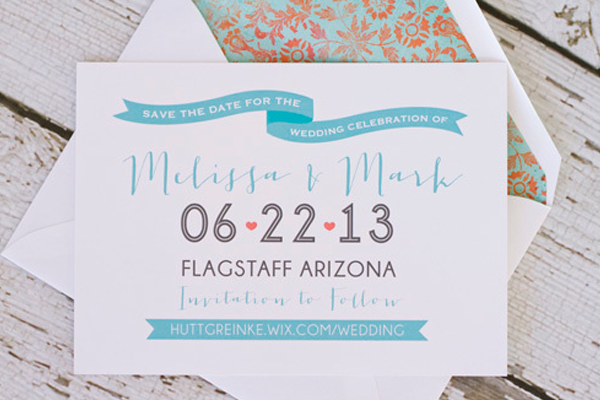 summer sales invites design inspiration