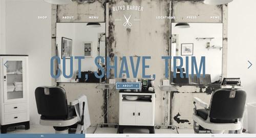 Blind Barber<br /> http://blindbarber.com/
