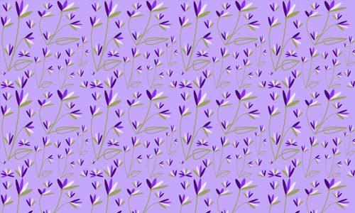 Viola Garden<br /><br /> http://www.colourlovers.com/pattern/763305/viola_garden/
