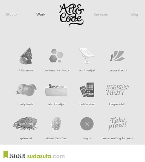 Art & Code<br /> http://www.artandcode.eu/