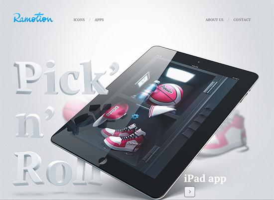 Ramotion<br /> http://ramotion.com/