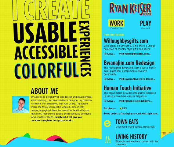 Ryan Keiser<br /> http://ryankeiser.net/