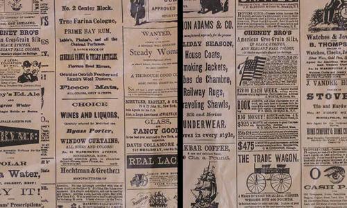 Texture: Vintage Newspaper<br /> http://blacksockstock.deviantart.com/art/texture-vintage-newspaper-44286078