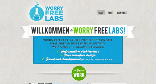 Worry Free Labs<br /> http://www.worryfreelabs.com/