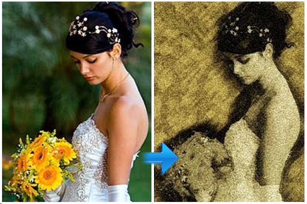 在Photoshop中的素描效果 http://www.clippingdesign.com/blog/charcoal-drawing-effect-in-photoshop/