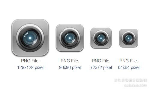 相机灼热图标<br /> http://www.iconarchive.com/show/ndroid-icons-by-kocco/camera-glow-icon.html