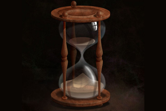 3D沙漏的绘制<br /> http://www.photoshop3d.com/artificial/3d-hourglass