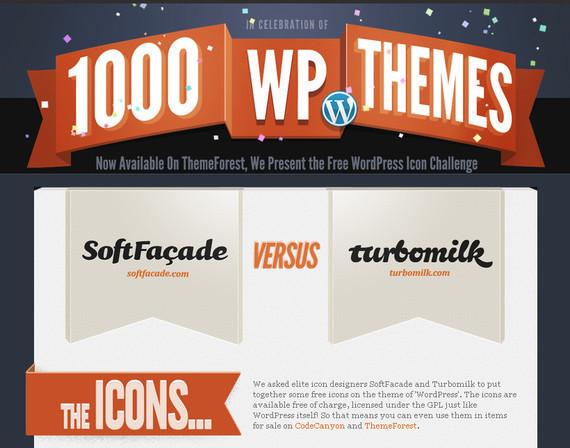 Wp1000 Themes<br /> http://wp1000.envato.com/
