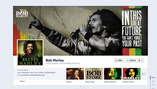 Bob Marley<br /> http://www.facebook.com/BobMarley