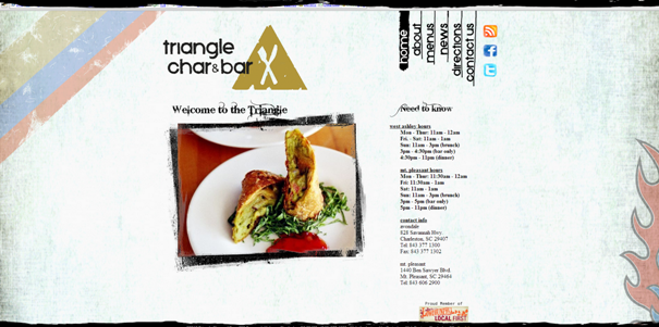 Triangle Char & Bar<br /><br /> http://trianglecharandbar.com/