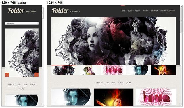 Folder<br /> http://luiszuno.com/blog/downloads/folder-template/