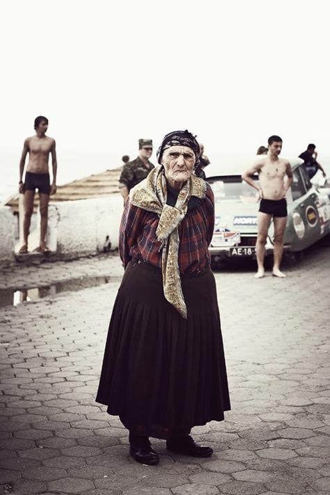 单身旅行 Rengim Mutevellioglu 摄影作品欣赏