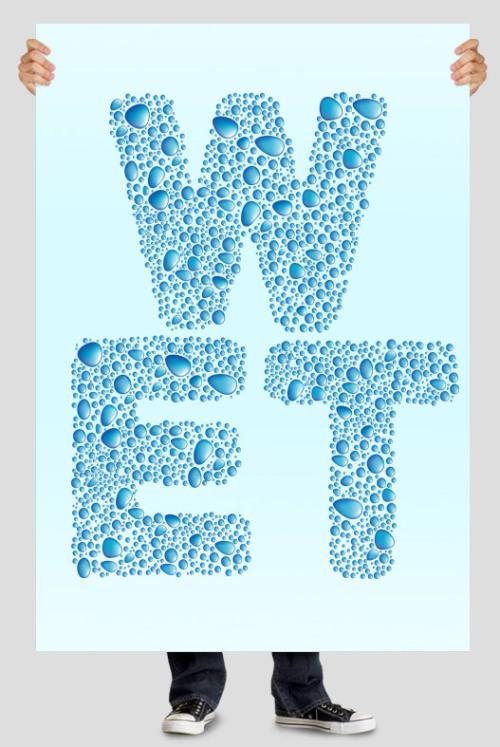 40个超级尺寸的手绘字体设计(2)