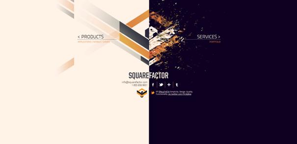 Square Factor<br /><br /> http://squarefactor.com/