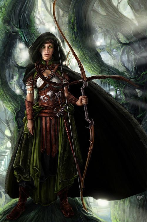 童话射手<br /> http://kk-graphics.deviantart.com/art/Fairy-Archer-267607419