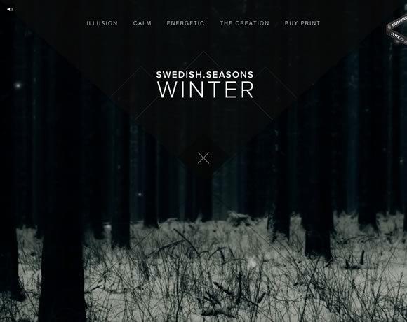 Swedish Seasons: Winter<br /> http://swedishseasons.com/