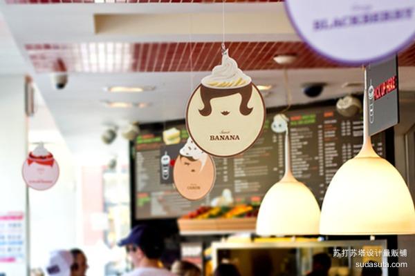香气浓咖啡酒吧<br /> http://www.behance.net/gallery/Aroma-Espresso-Bar-Frozen-Yogurt-Campaign/3686483