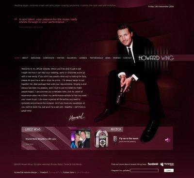 35个音乐网站的截图
