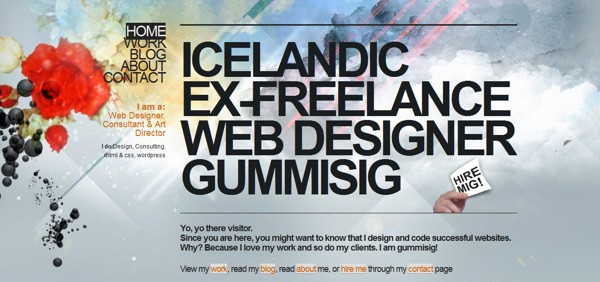 Gummisig<br /> http://www.gummisig.com/