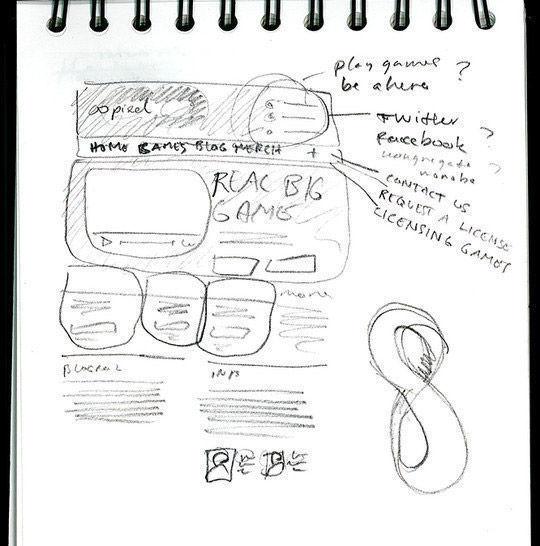 OoPixel网站纸素描<br /> http://www.flickr.com/photos/markotaali/3877574372/