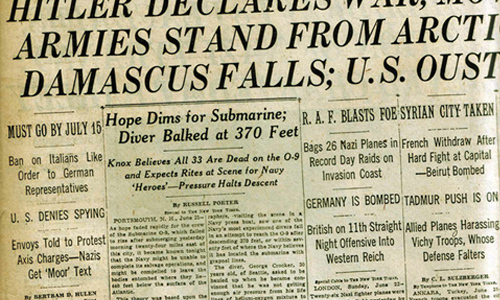 Headline June 1941<br /> http://lebstock.deviantart.com/art/headline-june-1941-23096033