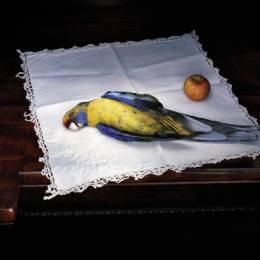 Marian绘画作品 – 关于死亡