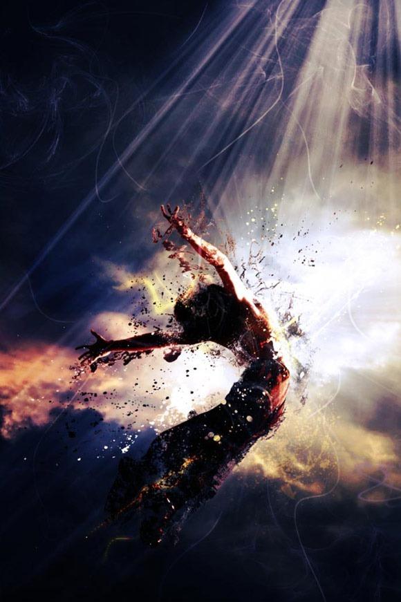 Disintegration<br /> http://xchann.deviantart.com/art/Disintegration-273844445