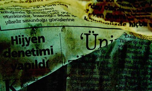 Newspaper Texture<br /> http://kadox.deviantart.com/art/Newspaper-texture-71568383