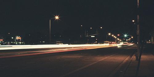 25张长时间曝光的摄影作品